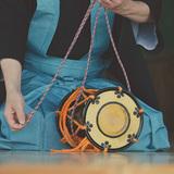 手で叩く太鼓、「小鼓」と「大鼓」の違いや特徴