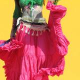 ダンサーに学ぶバストアップ術をベリーダンス教室で学ぼう!
