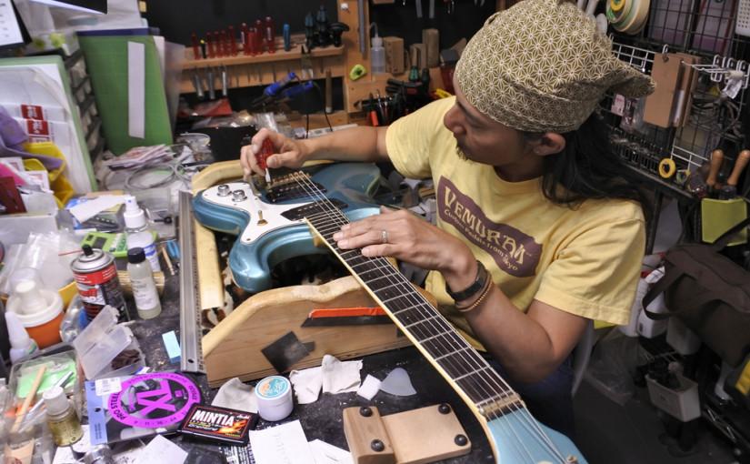 演奏上達の近道は、しっかりと調整されたギター選びから! 失敗しないギター選び3選!!