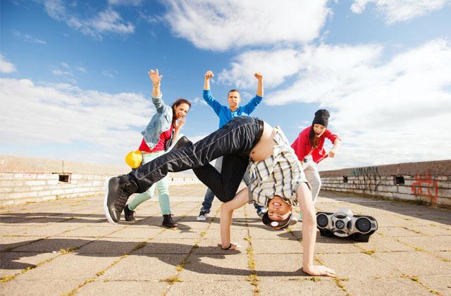 ヒップホップ四大要素の一つ、ブレイクダンス(Breakin')とは?