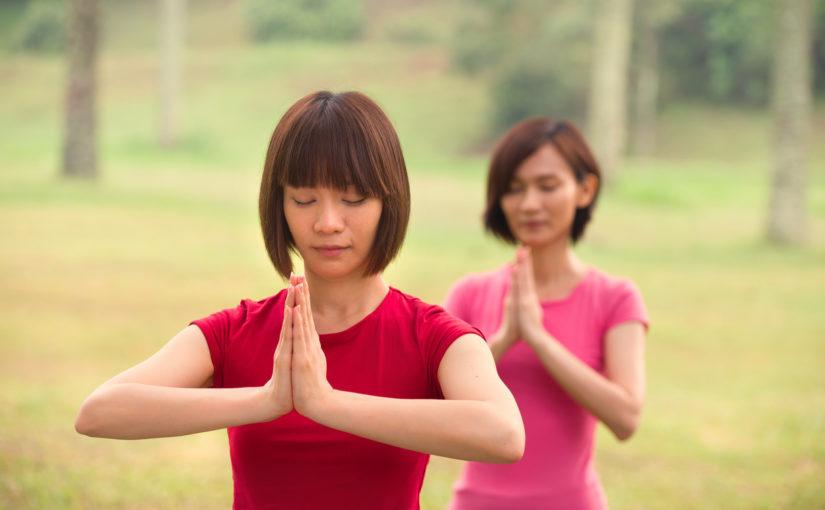 ダイエットや美容にも?太極拳の健康効果について