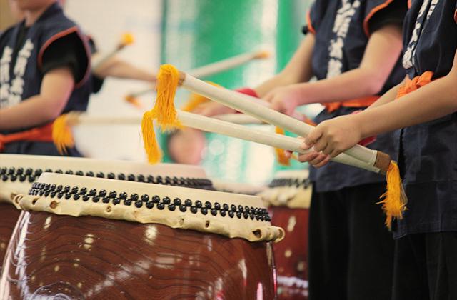 和太鼓演奏におけるリズムの重要性と基本パターン