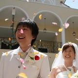 結婚式で参考にしたい演出Vol.3「挙式後のフラワーシャワー」など