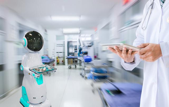 進化する医療用ロボット。コロナ禍で期待を集める